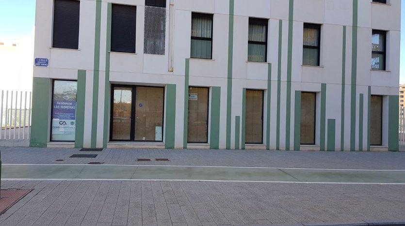 fachada local comercial las acacias