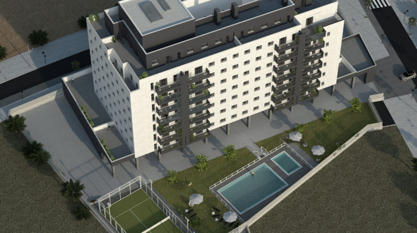 RESIDENCIAL SAUCES 1